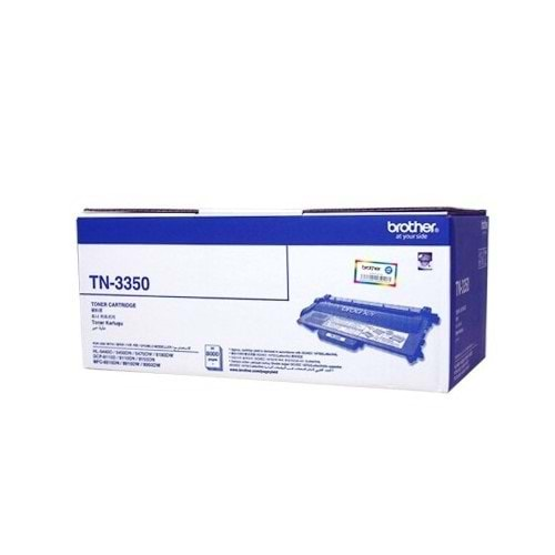 BROTHER TN-3350 5440/6180/8110/8155/8510/8910 SİYAH TONER ORJ 8K