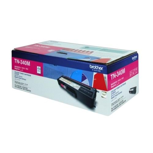 BROTHER TN-340M HL-4150/4570/9460/9970 KIRMIZI TONER ORJ. 1.5K